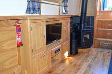 Skylark TV/DVD/Radio & stove