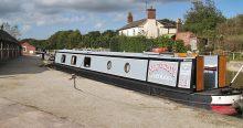 Serendipity Narrowboat Shared Ownership